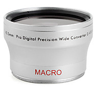 Professional 40.5mm 0.45x Wide Angle and Macro Conversion Lens