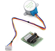 Electronics DIY 5V Stepper Motor with ULN2003 Driver