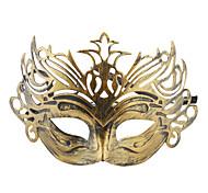 Недорогие -Vintage Коронованный Половина маска для Хэллоуина Маскарад партии