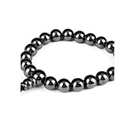 cheap -Men's Others Strand Bracelet - Unique Design Magnetic Therapy Fashion Black Bracelet For Casual