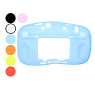 cheap -Bags, Cases and Skins For Wii U,Silicone Bags, Cases and Skins Novelty