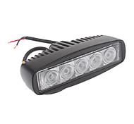 15W натуральный белый свет Светодиодные лампы для автомобиля прожектор (12V)