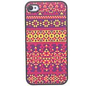 Weave Pattern Hard Case für iPhone 4/4S