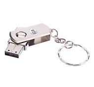 Металлический Мини USB USB-флеш-накопитель, 8ГБ