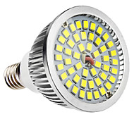 abordables -6w e14 led spotlight mr16 48 smd 2835 500-600lm blanco natural 6500k ca 100-240v