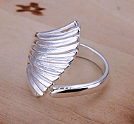 """""""Flying With You"""" Adjustable Ring"""