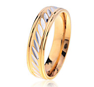 Lureme®Men's Carve Pattern Stainless Steel Ring(Assorted Size)