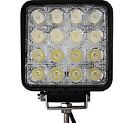 16 светодиодов 48W площади свет работы