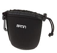Недорогие -Защитная сумка из неопрена для объектива камеры DSLR - черный (размер S)