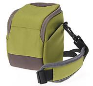 Недорогие -B-01-GN Зеленый Кроссбоди одно плечо Сумка для фотокамеры DSLR камеры