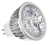 cheap -4W 350-400lm lm LED Spotlight leds Dimmable Warm White 12V