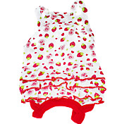 economico -Cane Vestiti Abbigliamento per cani Frutta Rosso Costume Per animali domestici
