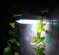 Недорогие -Солнечные светильники наружная 16-LED настенные светильники луч света Датчик света