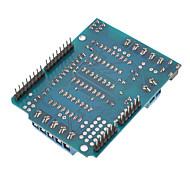 L293D привода двигателя расширения щит доска доска для (для Arduino) Duemilanove мега ООН