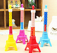 Eiffel Tower Shaped Ballpoint Pen (Random Color)