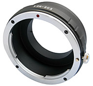 EMOLUX Canon EF EF-S Lente de SONY NEX-5 NEX-3 NEX-VG10 Pro Adaptador de montaje en E
