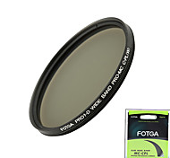 FOTGA® Pro1-D 58Mm Ultra Slim Mc Multi-Coated Cpl Circular Polarizing Lens Filter