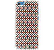 cheap -Special Red Leaves Pattern Hard Case For iPhone 7 7 Plus 6s 6 Plus SE 5s 5c 5 4s 4