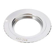M42-EOS объектив камеры переходное кольцо (серебро)
