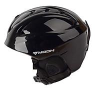 MOON® Helmet Women's / Men's Snow Sport Helmet Mountain / Half Shell Sports Helmet Black Snow Helmet ABSCycling / Road Cycling / Ski /