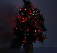 Недорогие -4m 3w 40-led 210lm красный свет светодиодный свет для украшения