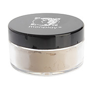Monplay Soft Feel Loose Powder for Eye/Face(Color No.02) Cosmetic Beauty Care Makeup for Face