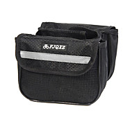 cheap -FJQXZ Bike Bag Bike Frame Bag Waterproof Quick Dry Dust Proof Wearable Shockproof Bicycle Bag 420D Nylon Mesh Cycle Bag Leisure Sports