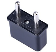 New Edition rettangolare US / AU / UK Socket per Plug Adattatore CA Spine UE (125 ~ 250V)