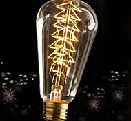 60W E27 Retro Industry Incandescent Bulb Edison Style High Quality