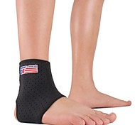 Недорогие -Спорт Баскетбол Эластичный лодыжки ног Brace поддержки Wrap - Бесплатно Размер