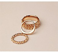 cheap -Women's Alloy - Fashion Ring For Party / Daily / Casual
