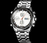 cheap -Men's Multi-Functional Analog-Digital Alloy Band Wrist Watch (Assorted Colors) Cool Watch Unique Watch