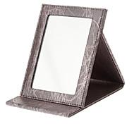 Хранение косметики Зеркало 16.5*12.2*1.7 Красный