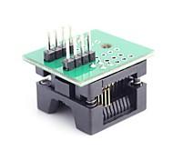 Недорогие -Большой SOP8 в DIP8 Модуль программатора разъема адаптера