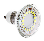GU10 LED Spotlight 18 leds SMD 2835 Cold White 190-220lm 6000-7000K AC 220-240V