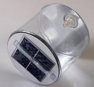 Недорогие -10-светодиодный солнечных батареях Новинка Надувные аккумуляторная лампа ночь свет фонарей