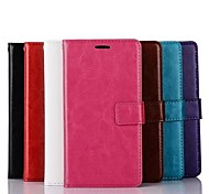 cheap -Solid Color PU Leather Case for LG G3(Assorted Colors) Cases / Covers for LG