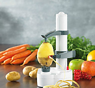 cheap -Automatic Electric Fruit Potato Peeler Tool without Adapter