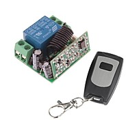 cheap -12V 1-Channel Wireless Remote Power Relay Module with Remote Controller (DC28V-AC250V)