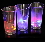 abordables -1pc LED Night Light Verres & Tasses LED Batterie Imperméable