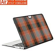 """решетки шаблон сетки случай откидная крышка чехол для MacBook Air 11.6 """"13.3"""" (разные цвета)"""
