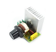 3800W SCR Electronic Voltage Regulator Dimming Dimmers Speed Control Thermostat