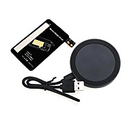 cheap -Qi Standard Wireless Chargers Kit for Samsung Galaxy S5