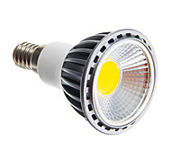 abordables -6W E14 E26/E27 Focos LED leds COB Regulable Blanco Cálido Blanco Fresco 250-300lm 3000K AC 100-240V