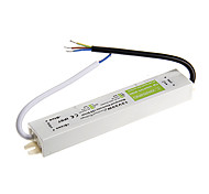 1.67A 20W DC 12V to AC 90-250V Waterproof Ferric Electronic LED Driver