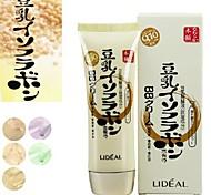 cheap -5 Foundation Wet Shimmer Cream Whitening Moisture Concealer Sun Protection Face