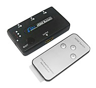 HDMI V1.4 3X1 HDMI Switch(3 in 1 out) Support 1080P