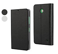 PU Leather Full Body Case with Stand for Nokia Lumia 630/635 (Assorted Colors)
