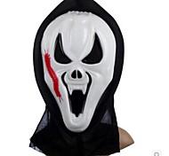 сороконожка сложно ПВХ кричать Хэллоуина маски