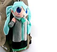 economico -Borsa Ispirato da Vocaloid Hatsune Miku Anime/Videogiochi Accessori Cosplay Borsa Blu Pile Uomo / Donna